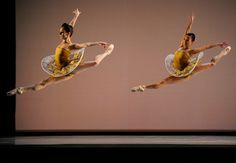 Sadler's Wells Theatre - San Francisco Ballet - Three Mixed Bills