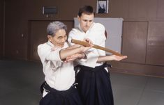 Click here to order the Nishio Aikido Study Course