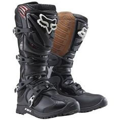 Fox Racing Comp 5 Offroad Boots - Black