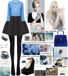 """""""Elle"""" by misslenny ❤ liked on Polyvore"""