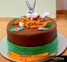 bugs bunny cake - Google Search