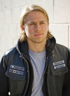 Charlie Hunnam in Sons of Anarchy TV Show