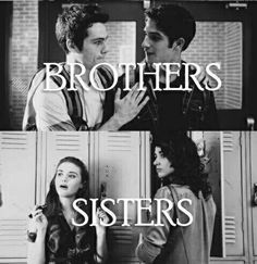 Image de teen wolf, sisters, and brothers