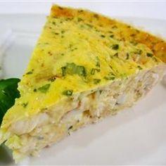 ... Quiche recipes on Pinterest   Quiche, Asparagus Quiche and Bacon