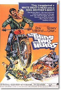 Blaxploitation.com movie posters: Thing With Two Heads, The ...