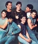 The Outsiders. Stay gold Ponyboy...stay gold.