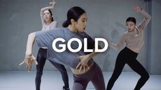 Lia Kim teaches choreography to Gold by Kiiara. Hard hitting sections for Art of Persuasion