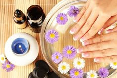 Find out the best 12 essential oils for hand care and the best 5 essential oils for healthy nails. I've also included the natural remedies for problematic hand.