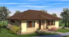 Családi ház   TÉR Stúdió - Építészeti tervezés