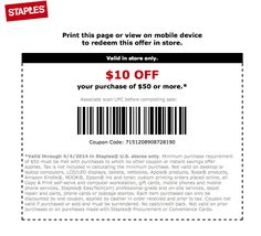 Staples: off Poster Supplies Printable Coupon Printable Banner, Printable Coupons, Printables, Laser Labels, Printer Price, Galaxy Tablet, Brother Printers, Store Coupons, Dry Erase Markers