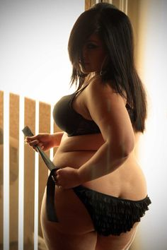 Big women who think they look smokin' hot in a bikini... Don't deny what you are sweetie, FAT. Sorry, I'm fat so I can be blunt! LOL
