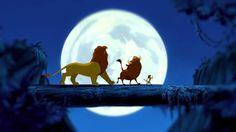 Hakuna Matata! That's the motto