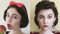 17-Year-Old's Uncanny Transformation Into Vintage Characters Earns Crowds of Followers www.sta.cr/2mhE5