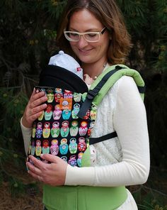 Tula Baby Carrier Dolled Up