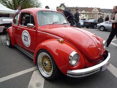 Source German look - Page 69 Vw Super Beetle, German Look, Vintage Cars, Antique Cars, Bug Car, Import Cars, Vw Cars, Volkswagen Bus, Vw Beetles
