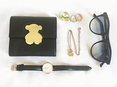 It's all about the accessories  #Kisterss #kisterss_sunglasses #tous #digalakisgroup #madoxxlifestyle #dw
