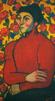 Sonia Delaunay - 50 Philomene, 1907