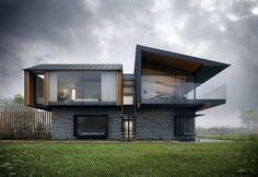 Haus der Zukunft  _____________________________ Bildgestalter http://www.bildgestalter.net