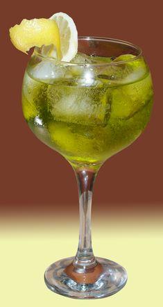 Gin Mediteranean Gren ( Café La Senda)