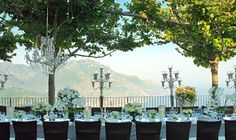 Destination Wedding in Amalfi ✈ Vendor Guide Villa Eva