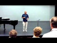 Intonation. Rodney Eichenberger Choral Warm Ups - YouTube
