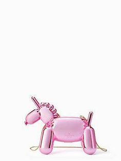 whimsies unicorn balloon clutch by kate spade New York. But way too expensive lol Fashion Bags, Fashion Accessories, Fashion Jewelry, Unicorn Balloon, Novelty Bags, Outfit Trends, Zooey Deschanel, Cute Purses, Cute Bags
