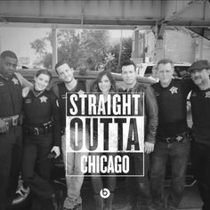 Straight Outta Chicago #ChicagoPD