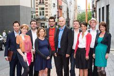 In mei 2014 ben ik, samen met 9 anderen, verkozen in het Vlaams Parlement voor Groen. Het begin van mijn leven als Parlementair.