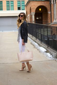 Step into SpringWays to Wear White DenimActive Chic