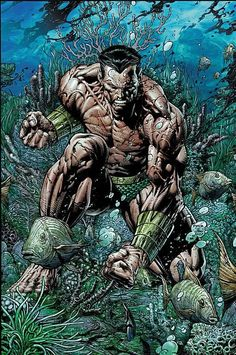 Namor by David Finch #DavidFinch #Namor #SubMariner #TheInvaders #TheDefenders #Illuminati #XMen #Atlantis #FantasticFour #AllWinnersSquad #Avengers