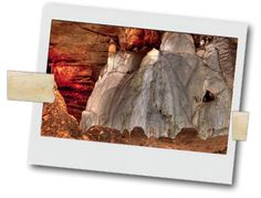 Tour the cavern and mine for Gemstones at Seneca Caverns. Just a short drive from Grant County!
