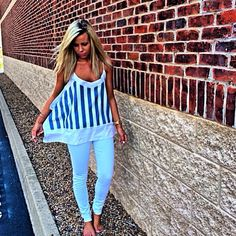 Nautical look from ciao bella!