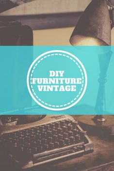 Furniture Vintage, Diy Furniture, Good Tutorials, Make It Yourself, How To Make, Handmade Furniture