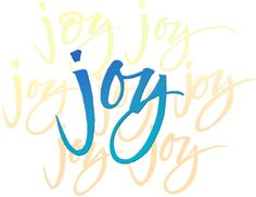 The day is just not the same without it! The joy of the Lord is my strength!