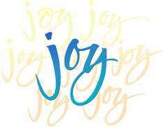 <3 joy