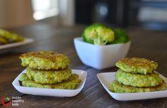 Cheesy Broccoli Bites Recipe