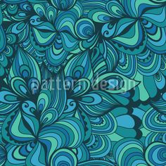 High-quality Vector Pattern Designs at patterndesigns.com, designed by Irina Timofeeva