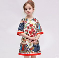 $20.98 (Buy here: https://alitems.com/g/1e8d114494ebda23ff8b16525dc3e8/?i=5&ulp=https%3A%2F%2Fwww.aliexpress.com%2Fitem%2FBaby-Girl-Dress-2016-Spring-Brand-Fashion-Dress-Floral-Print-Kids-Cotton-Dresses-for-Girls-Costume%2F32613466938.html ) Baby Girl Dress 2016 Spring Brand Fashion Dress Floral Print Kids Cotton Dresses for Girls Costume Children Clothes Vestidos 2-7 for just $20.98