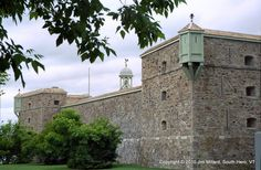 Fort Chambly- Chambly, Quebec