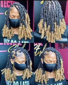 Mens Braids Hairstyles, Braided Hairstyles For Wedding, Hairstyles For School, Mid Length Blonde, Soft Dreads, Curly Hair Styles, Natural Hair Styles, Blonde Bobs, Braid Styles