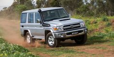 2017 Toyota LandCruiser 70 Series Review