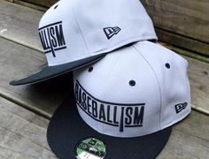 082d0ae568ee5 Grey Classic 59Fifty Fitted Cap by BASEBALLISM x NEW ERA Fitted Baseball  Caps