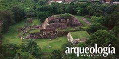 La arqueología de El Salvador