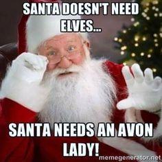 Not just an Avon lady, I'm an Elf!  shop.avon.com.au/store/paularoberts83