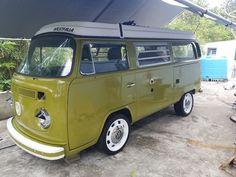 Volkswagen Bus, Vw Camper, Combi Vw, Campervan, Van Life, Camping, Bays, Beetle, Vehicles