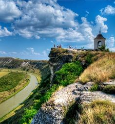 Old Orhei is located in the valley Raut, - Geotourismspot4u