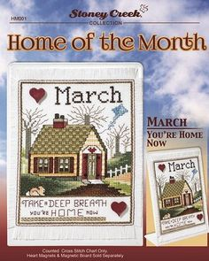 """Home of the Month - March """"You're Home Now"""" – Stoney Creek Online Store"""