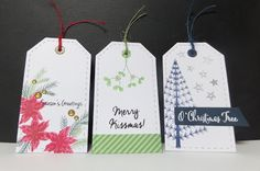Funky Fossil Designs: 25 Tags of Christmas