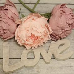 Items similar to dusty pink bouquet dusty rose wedding bouquet on Etsy Flower Bouqet, Peony Bouquet Wedding, Paper Flowers Wedding, Crepe Paper Flowers, Peonies Bouquet, Pink Bouquet, Bouquet Toss, Brooch Bouquets, Dusty Pink Weddings