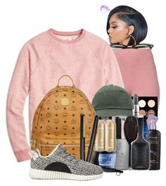 """""""I'll Always Think Of You"""" by denise-loveable-bray ❤ liked on Polyvore featuring Ray-Ban, Brooks Brothers, NYX, MAC Cosmetics, MCM and adidas Originals"""